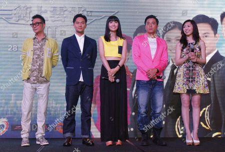Editorial image of Malaysia Hong Kong Drama, Petaling Jaya, Malaysia