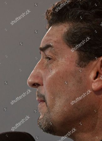 Jose Manuel de la Torre Mexican national soccer team coach Jose Manuel de la Torre attends a press conference in Mexico City, . The Mexican national soccer selection will face Honduras in a 2014 World Cup qualifying match in Mexico City, Friday