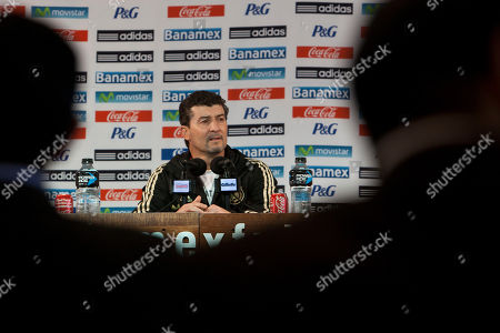 Jose Manuel de la Torre Mexican national soccer team coach Jose Manuel de la Torre holds a press conference in Mexico City, . The Mexican national soccer selection will face Honduras in a 2014 World Cup qualifying match in Mexico City, Friday