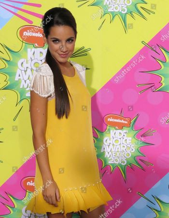 "Maria Gabriela de Faria Venezuelan actress Maria Gabriela de Faria arrives at Nickelodeon's Kids' Choice Awards in Mexico City. The Venezuelan stars as the robot girl in the second season of the Nickelodeon series, ""Yo Soy Franky."" The new season premieres May 30, 2016"