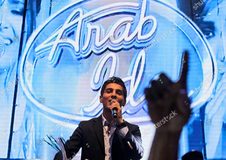 Mohammad Assaf Arab Idol Mohammad Assaf, a 23 year old singer from Gaza, performs for his fans at MBC television headquarters in Dubai, United Arab Emirates