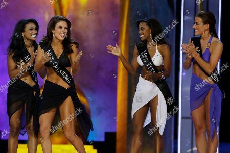 Editorial photo of Miss America, Atlantic City