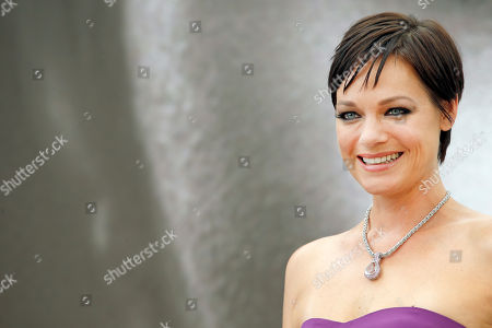Crystal Allen Actress Crystal Allen poses for photographers during the 2013 Monte Carlo Television Festival, in Monaco
