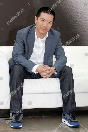 """Reggie Lee Actor Reggie Lee of TV series """"Grimm"""" poses for photographers during the 2013 Monte Carlo Television Festival, in Monaco"""