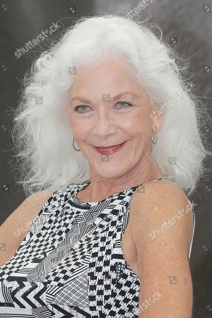Linda Thorson Actress Linda Thorson poses for photographers during the 2013 Monte Carlo Television Festival, in Monaco