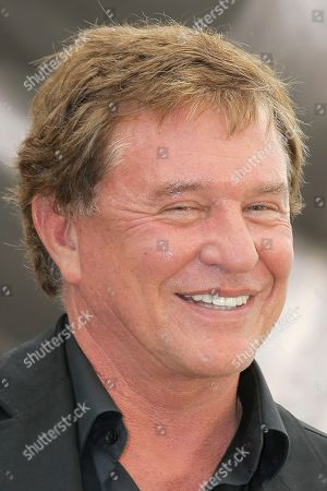 "Tom Berenger Actor Tom Berenger of TV series ""Hatfields and McCoys"" poses for photographers during the 2013 Monte Carlo Television Festival, in Monaco"