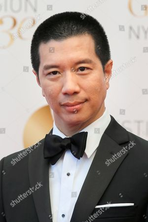 Reggie Lee Actor Reggie Lee poses for photographers during the closing ceremony of the 2013 Monte Carlo Television Festival, in Monaco