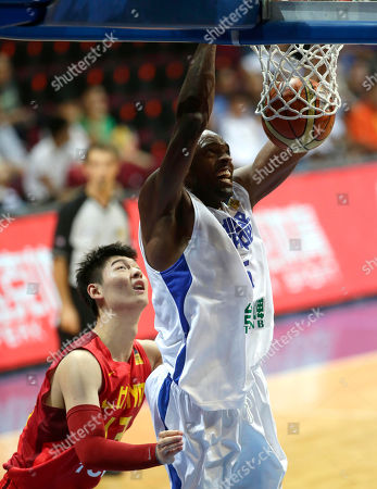 Editorial image of Philippines Basketball, Pasay, Philippines