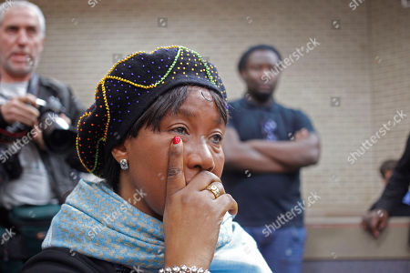 Makaziwe Mandela, daughter of former South African president Nelson Mandela, sits in court in Mthatha, South Africa, . As Nelson Mandela remains hospitalized in critical condition, the 94-year-old's oldest daughter, Makaziwe, and 15 other family members have pressed a court application to get Mandela's grandson, Mandla Mandela, to return the bodies of three of Mandela's children to their original graves in the eastern rural village of Qunu