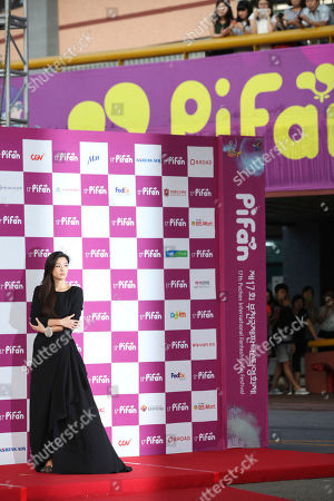 Editorial photo of South Korea Puchon Film Festival, Bucheon, South Korea
