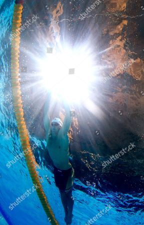Editorial photo of Spain Swimming Worlds, Barcelona, Spain