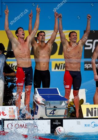 Editorial picture of Spain Swimming Worlds, Barcelona, Spain
