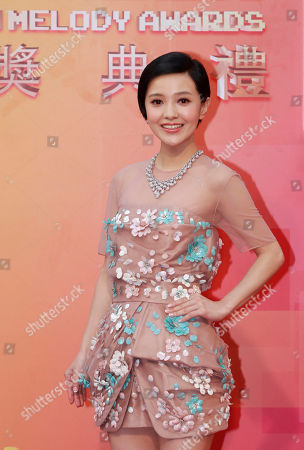 Amber Kuo Taiwanese singer Amber Kuo poses for photographers upon arrival for the 24th Golden Melody Awards in Taipei, Taiwan, . Kuo is a guest at this year's awards, one of the Chinese-language pop music world's biggest annual events