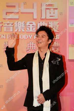 Fukuyama Masaharu Japanese singer and actor Fukuyama Masaharu arrives for the 24th Golden Melody Awards in Taipei, Taiwan, . Fukuyama is a guest at this year's awards, one of the Chinese-language pop music world's biggest annual events