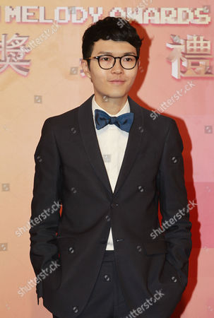 """Khalil Fong Hong Kong singer Khalil Fong arrives for the 24th Golden Melody Awards in Taipei, Taiwan, . Fong is nominated as Best Male Vocal Performer for his album """"Back To Wonderland"""" at this year's Golden Melody Awards, one of the Chinese-language pop music world's biggest annual events"""