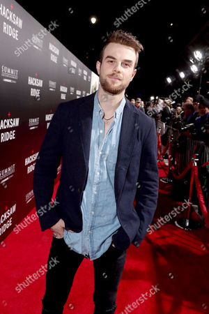 Stock Picture of Nathaniel Buzolic