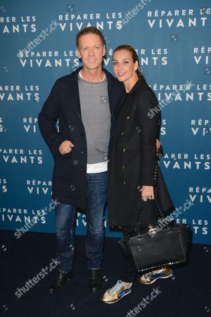 Rocco Siffredi and his wife Rosa Caracciolo