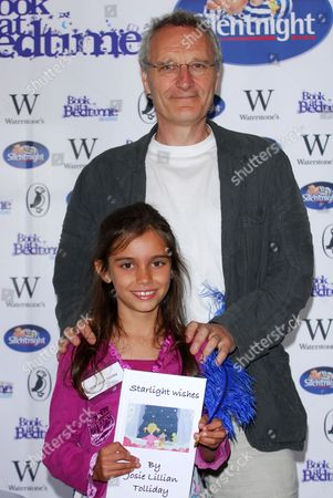 Editorial image of The final of 'Book At Bedtime' young writers competition, London, Britain - 07 Aug 2007