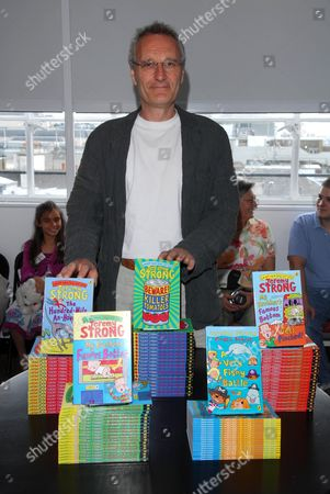 Children's author Jeremy Young