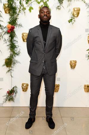 Stock Image of Kayode Ewumi - actor/writer