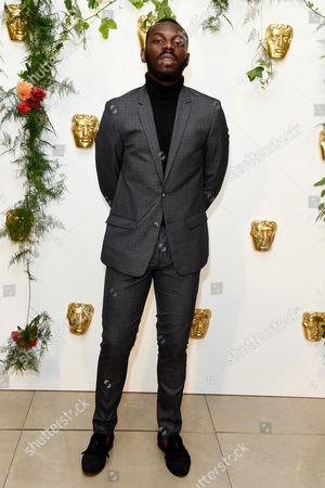 Kayode Ewumi - actor/writer
