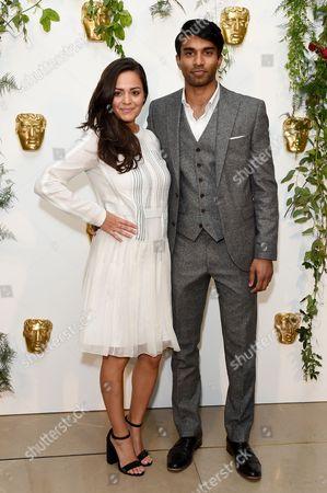 Aysha Kala and Nikesh Patel
