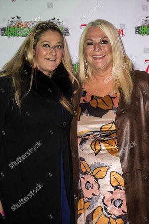 Saskia Kurer and Vanessa Feltz
