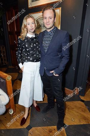Zoe Kuipers and Nicholas Kirkwood