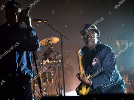 The Specials - Terry Hall and Lynval Golding