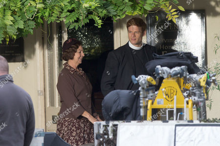 James Norton and Tessa Peake-Jones