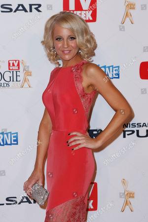 Editorial picture of Australia Logie Awards, Melbourne, Australia