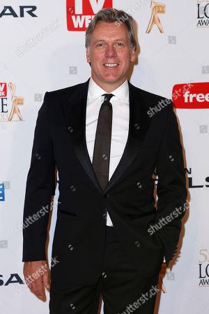 Editorial photo of Australia Logie Awards, Melbourne, Australia