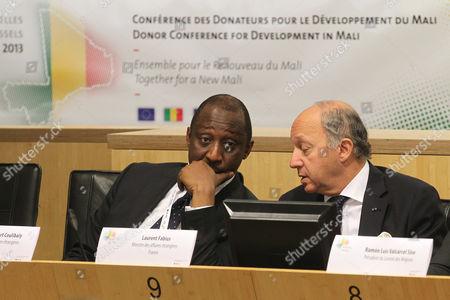 Editorial picture of Belgium EU Mali, Brussels, Belgium