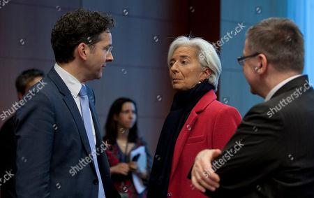 Editorial image of Belgium Europe Financial Crisis, Brussels, Belgium