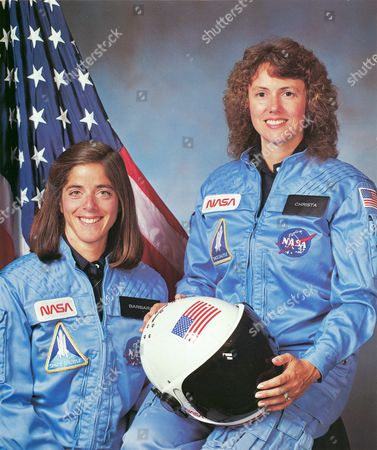 Barbara Morgan, an Idaho elementary school teacher and Christa McAuliffe, a teacher from New Hampshire, were backup crew members for Shuttle Mission STS-51L. The mission ended in failure when the Challenger orbiter exploded 73 seconds after launching on 28 January 1986 and resulted in the death of Christa McAuliffe. Barbara Morgan is currently on board STS-118, which launched on 8 August, 21 years later after the first mission failed