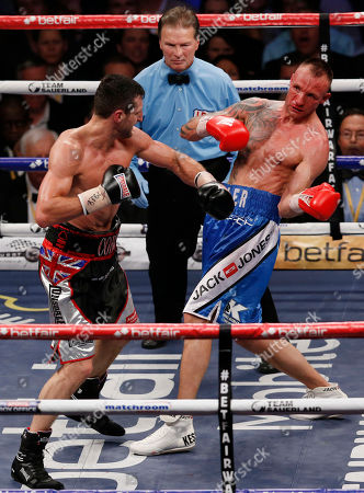 Carl Froch, Mikkel Kessler Carl Froch of Britain, left, fights against Mikkel Kessler of Denmark during their super-middleweight world title unification boxing match at O2 Arena in London