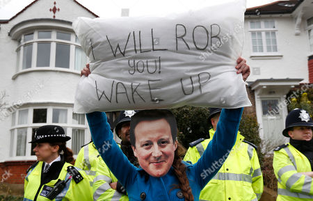 Editorial image of Britain Cuts Protest, London, United Kingdom
