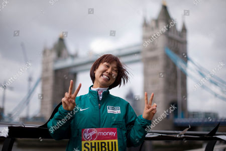 Editorial photo of Britain London Marathon, London, United Kingdom