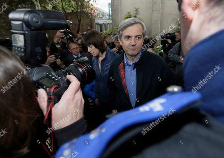 Editorial picture of Britain Speeding Politician, London, United Kingdom
