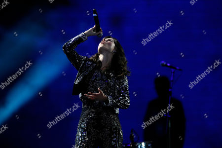 Francisca Valenzuela Chilean singer Francisca Valenzuela performs at the Vina del Mar International Song Festival in Vina del Mar, Chile, . Believed to be one of the largest musical events in Latin America, the annual 5-day festival was inaugurated in 1960