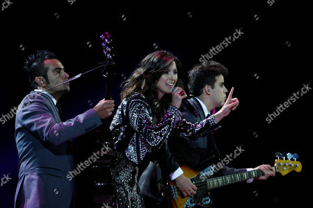 Francisca Valenzuela Chilean singer Francisca Valenzuela, center, performs at the Vina del Mar International Song Festival in Vina del Mar, Chile, . Believed to be one of the largest musical events in Latin America, the annual 5-day festival was inaugurated in 1960