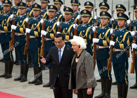 Editorial image of China Iceland, Beijing, China