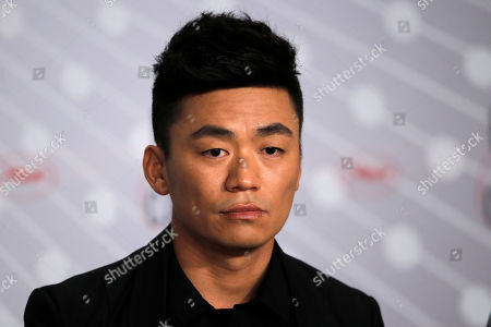 Baoqiang Wang Actor Baoqiang Wang attends a press conference for A Touch of Sin at the 66th international film festival, in Cannes, southern France