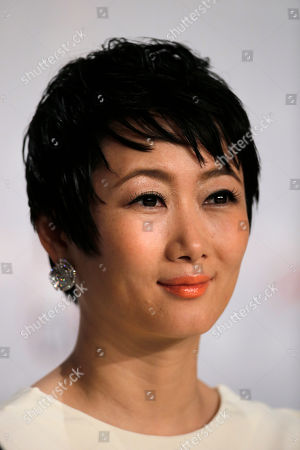 Tao Zhao Actress Tao Zhao attends a press conference for A Touch of Sin at the 66th international film festival, in Cannes, southern France