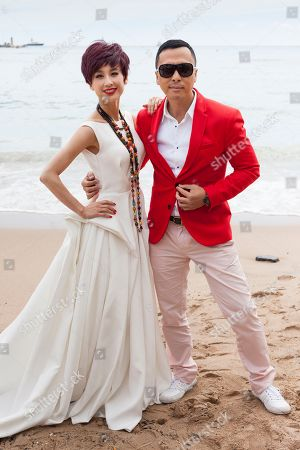 Eva Huang, Donnie Yen Actors Eva Huang, left, and Donnie Yen pose for portraits at the 66th international film festival, in Cannes, southern France