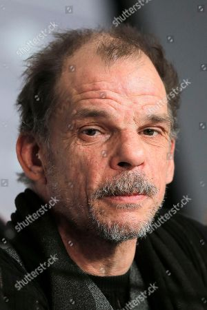 Denis Lavant Actor Denis Lavant listens to questions during a press conference for Michael Kohlhaas at the 66th international film festival, in Cannes, southern France