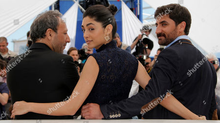 Editorial image of France Cannes My Sweet Pepper Land Photo Call, Cannes, France