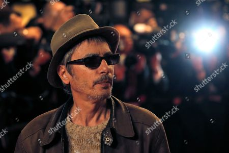 Leos Carax Director Leos Carax arrives for the screening of The Great Beauty at the 66th international film festival, in Cannes, southern France