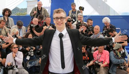 Julius Feldmeier Actor Julius Feldmeier poses for photographers during a photo call for the film Tore Tantz at the 66th international film festival, in Cannes, southern France