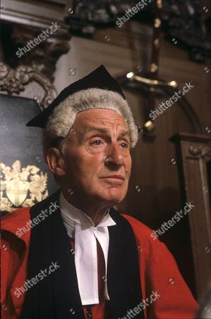 Geoffrey Bayldon in 'Cause Celebre'
